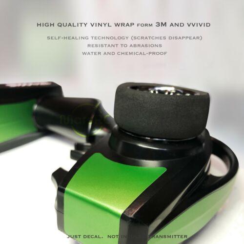 Decal for Transmitter Remote Sticker//Vinyl Skin Wrap TRAXXAS TQ//TQi MarsRC
