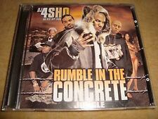 DJ 4SHO - Rumble In The Concrete Jungle  (THE GAME JIM JONES 50 CENT RAS KASS)