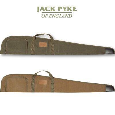 Jack Pyke Shotgun Slip Duotex 122 cm REMBOURRÉ GUN SAC tir chasse fusil Support