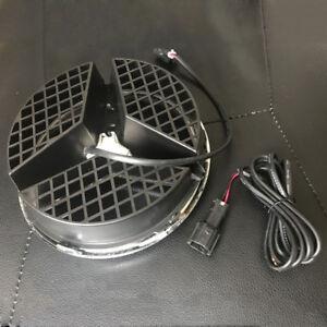 LED-Light-Front-Grille-Grill-Star-Emblem-Illuminated-For-Mercedes-Benz