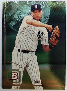 1994-94-Bowman-FOIL-Derek-Jeter-Rookie-RC-376-New-York-Yankees-HOF