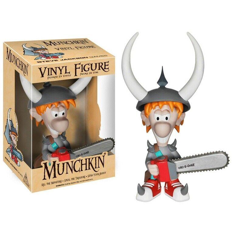 FUNKO VINYL FIGURE  Munchkin Spyke, New