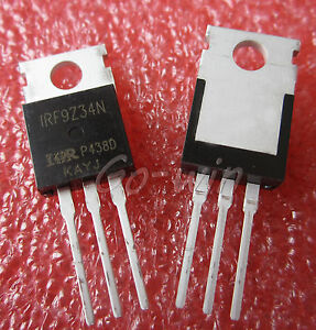 50PCS-IRF9Z34N-IR-MOSFET-P-CH-55V-19A-TO-220AB-NEW