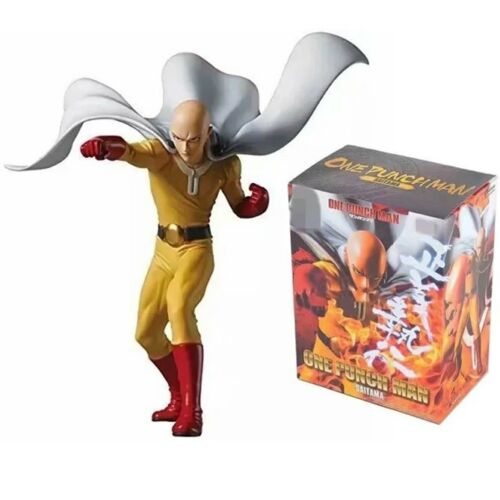 1 Pcs 15CM One Punch Man DXF Saitama Anime Action Figure Model figures doll new