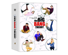 The Big Bang Theory: Complete Series Seasons 1-12 DVD Set- Brand New Sealed