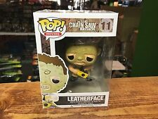 2015 Funko POP! Horror TEXAS CHAINSAW MASSACRE LEATHERFACE #11 Figure MIB
