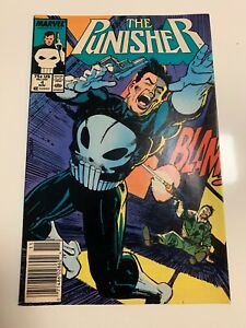 034-THE-PUNISHER-034-Issue-4-Nov-1987-Marvel-Comics-KLAUS-JANSON-art