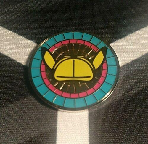 OtBG Detective Pikachu Metal Coin 2-sided Promo Pokemon Flip Coin TCG Official