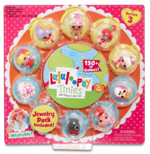 Lalaloopsy Tinies Deluxe Pack-Série 3 Orange Scoops Waffle Cone