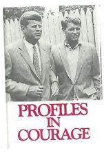 JOHN, ROBERT KENNEDY PROFILES IN COURAGE COMMEMORATIVE POLITICAL PIN