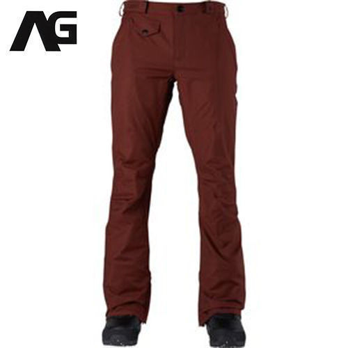 Analog Syd Ski Snowboard Pant Oxblood L 10K Waterproof Breathable   NWT