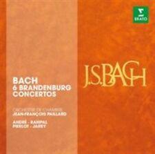 BACH: 6 BRANDENBURG CONCERTOS NEW CD
