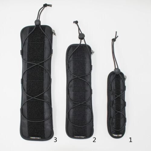 Couteau extérieur garde couvercle protecteur molle système ceinture sac