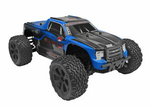 BLACKOUT XTE PRO 1/10 SCALE BRUSHLESS ELECTRIC RC MONSTER TRUCK
