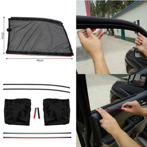 Image Is Loading Car Sun Shade Window Curtains For Front Side
