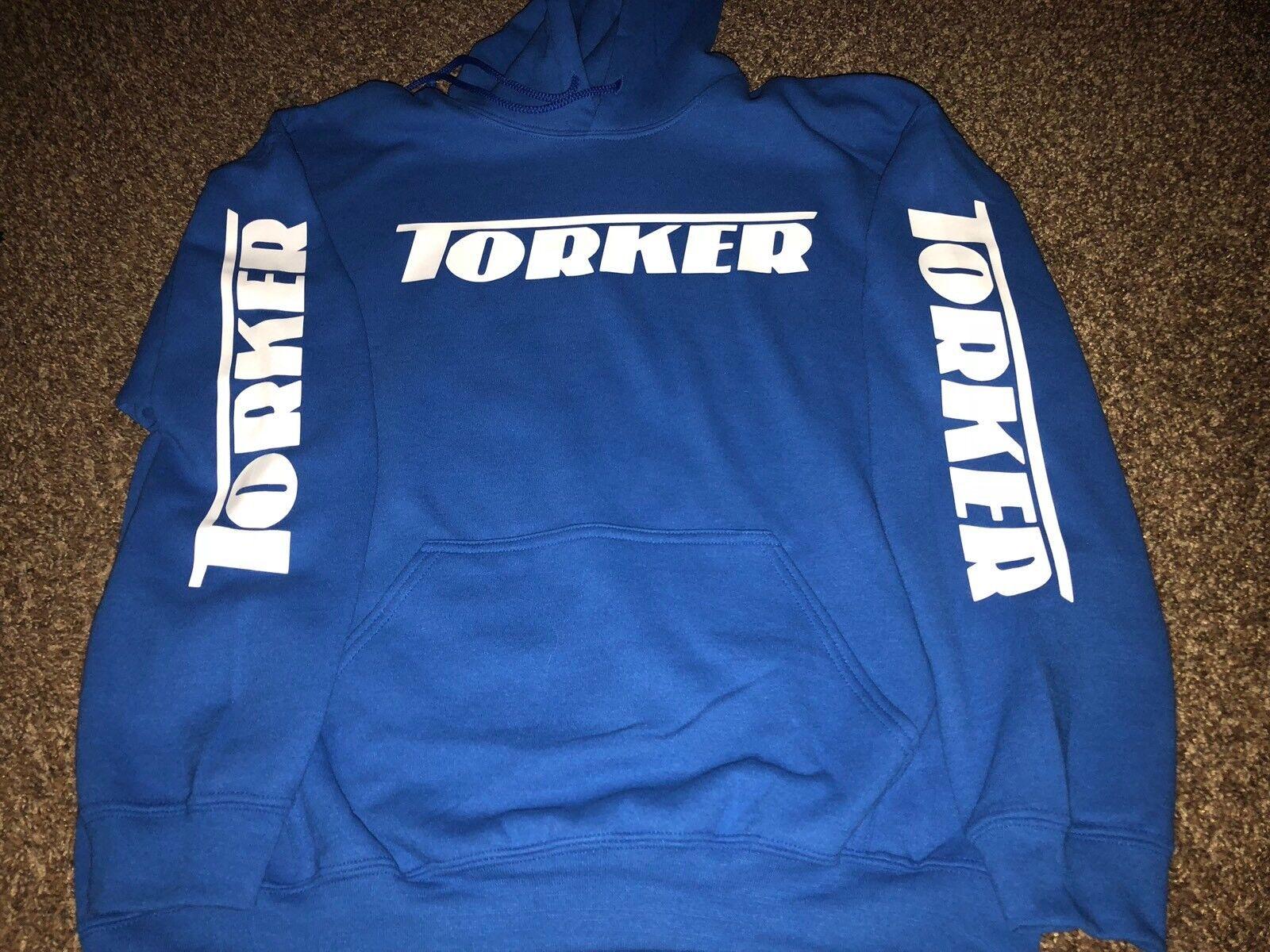 Old School Bmx Torker 2 540 Hoodie 2XL Haro,Dyno,Redline,Skyway,Kuwahara,Jmc,