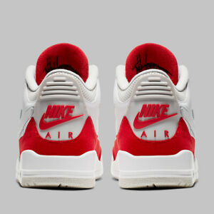 5ef77da52209c2 Nike Air Jordan 3 TH SP Tinker size 15. White Red Velcro. Air Max 1 ...