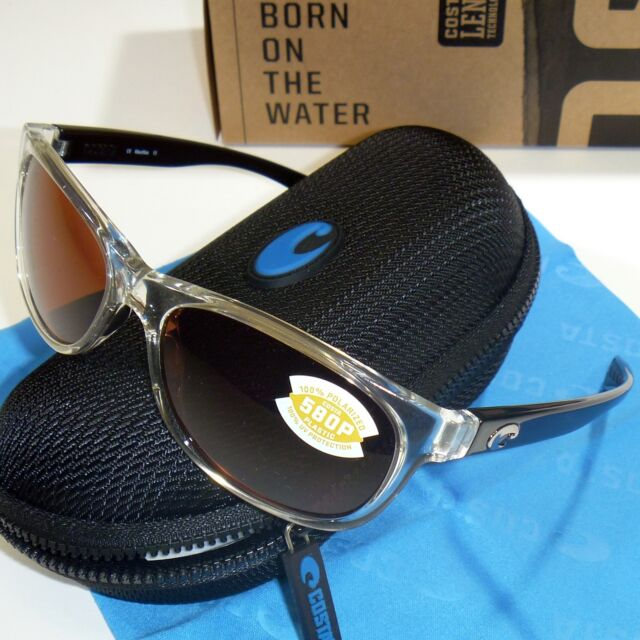 bb17bae4f3c Frequently bought together. Costa Del Mar Prop Polarized Sunglasses - Black  Pearl Frame   Copper 580P Lens