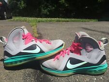 Lebron 9 South Beach Elite China Cannon Foamposite Jordan Retro 1 2 3 4 5 6 7 8