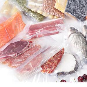 Image is loading 10Pcs-Fresh-Food-Vacuum-Seal-Bags-Saver-Vac- & 10Pcs Fresh Food Vacuum Seal Bags Saver Vac Bags Food Compressed ...