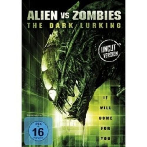 1 von 1 - ALIEN VS ZOMBIES - DARK LURKING DVD NEU