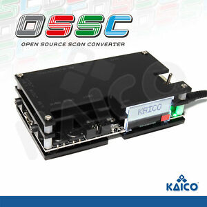 OSSC-SCART-Component-VGA-to-HDMI-Open-Source-Scan-Converter-1-6-for-Retro-Gaming
