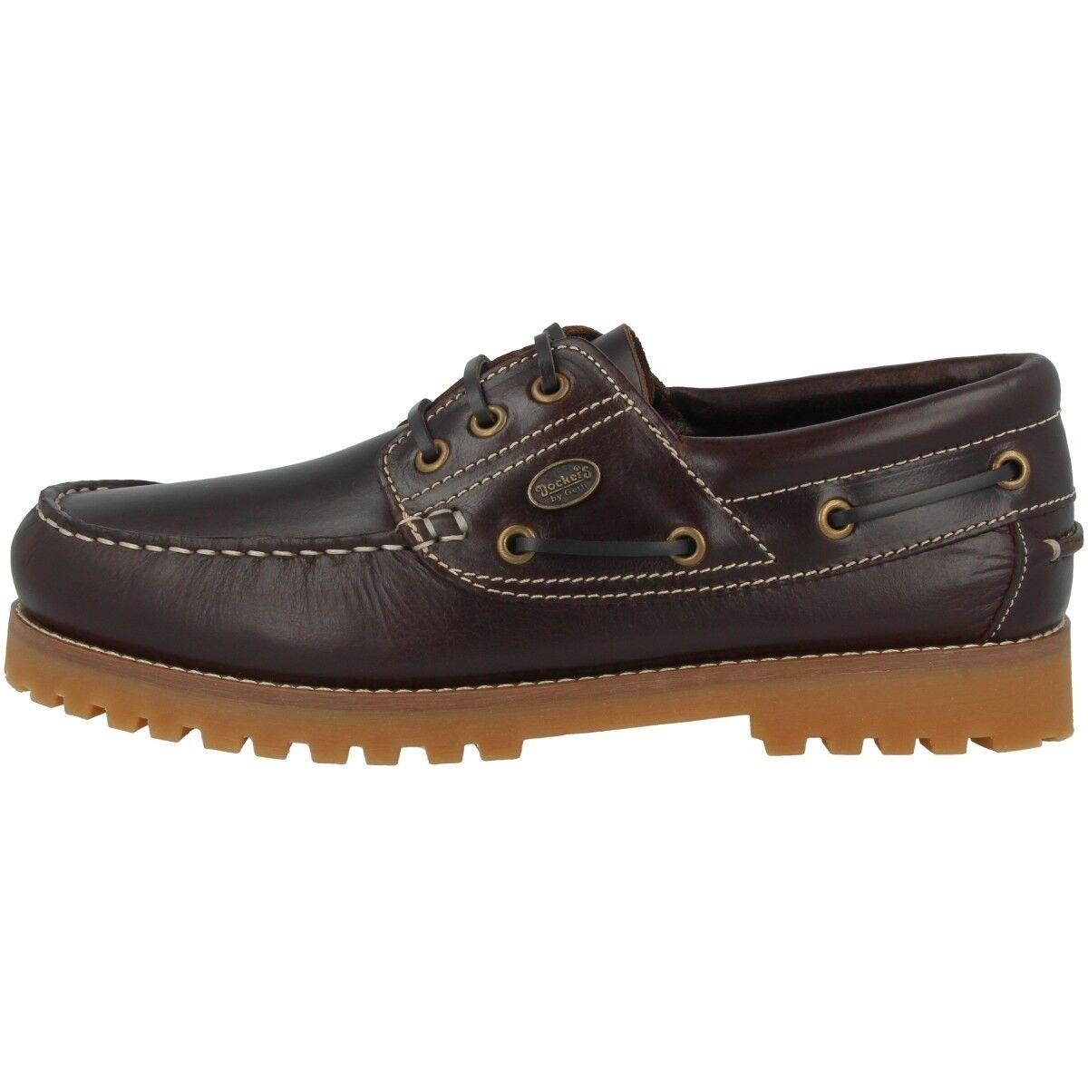Dockers by Gerli 24dc001 zapatos zapato bajo bota zapatos zapatillas 24dc001-180320