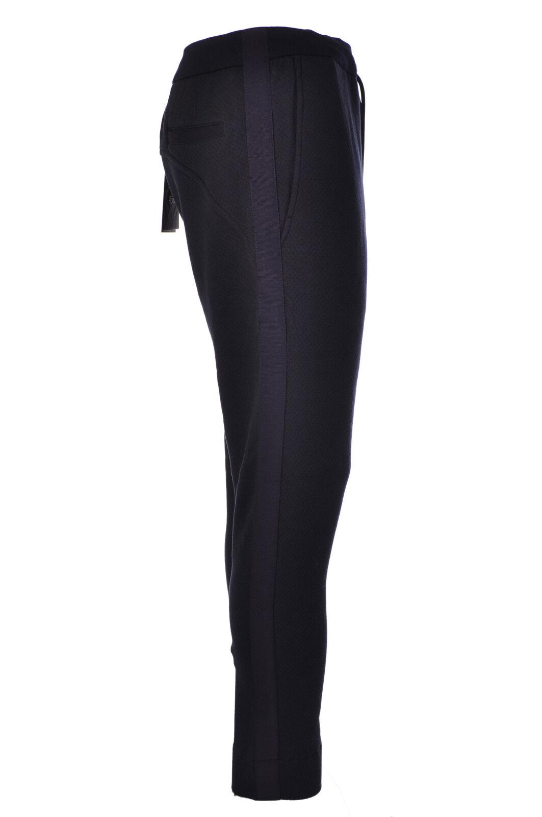 Hosio - Pants, Trousers, sweatshirt - Man - bluee - 499815C184529