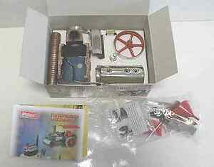 Made In Germany New Au-special: Wilesco D5 Toy Steam Engine Kit See Video