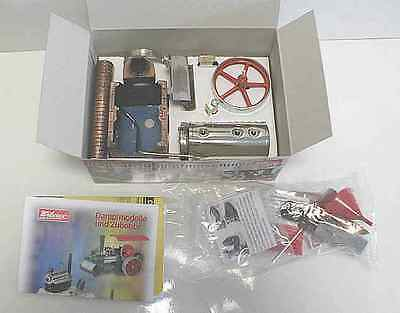 See Video New Made In Germany Au-special: Wilesco D5 Toy Steam Engine Kit