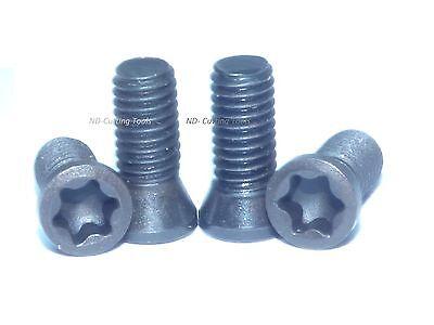 20x Schrauben Torx-schrauben M3,5 X 11 (t15) Für Wendeplatten Top Qualität