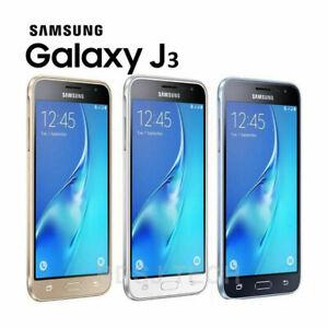 Details about SAMSUNG GALAXY J3 2016 Gold White Black 8GB Unlock Smartphone  SM-J320FN