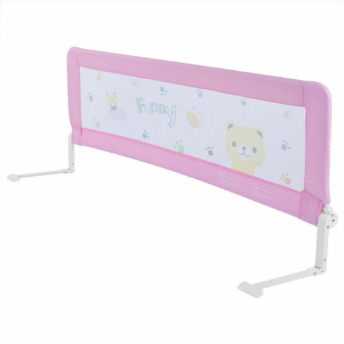 Kids Baby Bed Rail 150//180cm Child Bed Guard Toddler Safety Children Bedguard