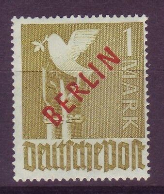 Berlin 1949 Postfrisch Minr 33 Freimarken Geprüft Ing Becker Siehe Bilder
