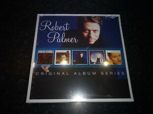 ROBERT-PALMER-ORIGINAL-ALBUM-SERIES-5-CD-SET-2013-WARNER-NEW-SEALED