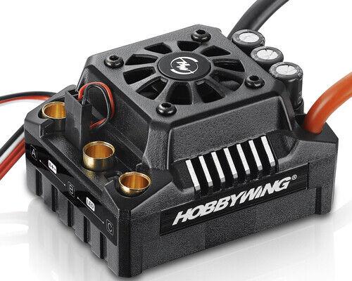 Hobbywing EzRun MAX8 V3 ESC Brushless 150A Sensorless 1 8 Traxxas modellismo