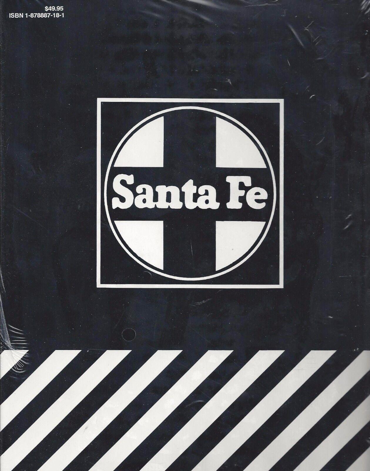 Santa Fe in Coloreeee, Coloreeee, Coloreeee, 1940-1971, Vol. 2 - Kansas città - Albuquerque ( Nuovo Libro a2b9b8