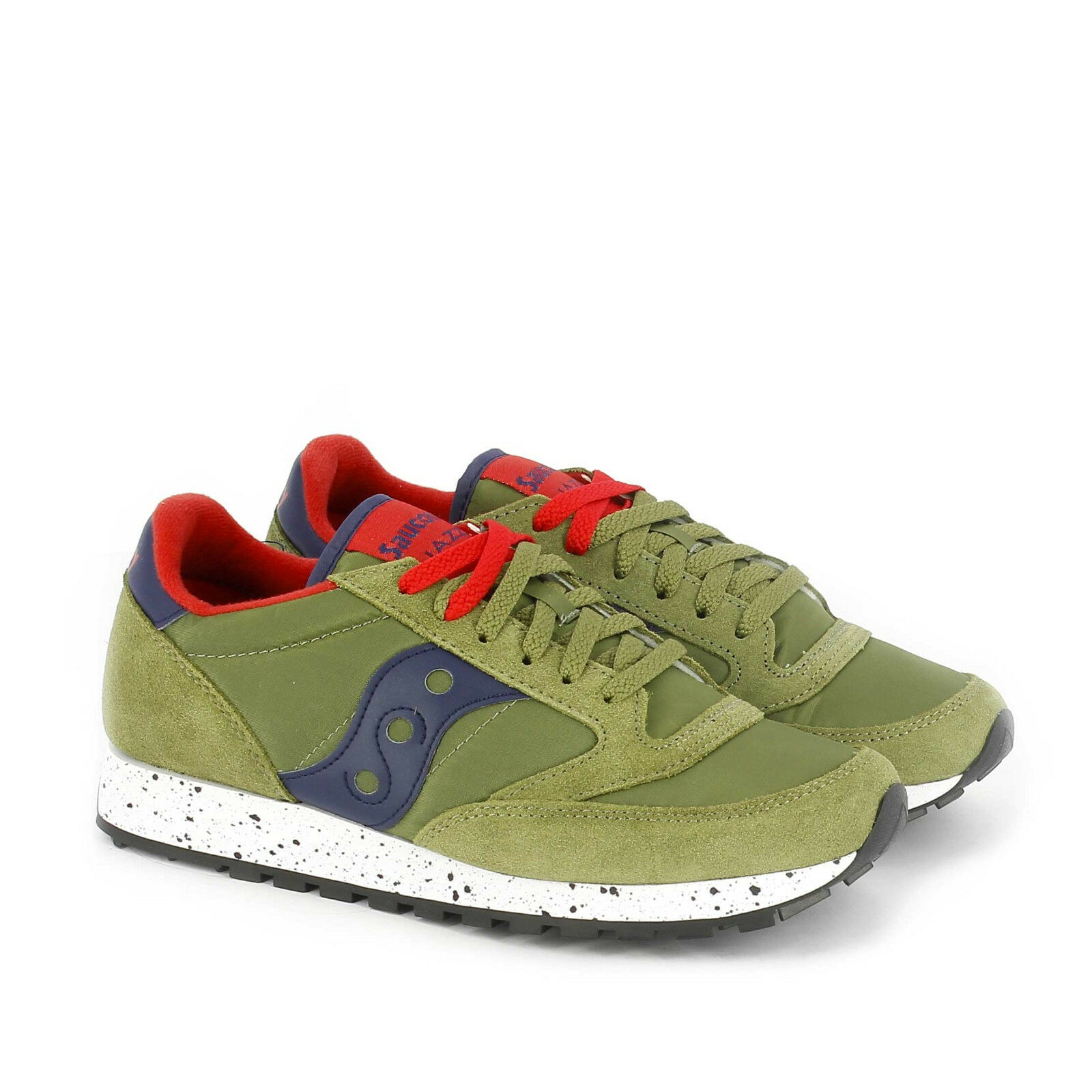SCARPE GREEN SNEAKERS SAUCONY JAZZ UOMO GREEN SCARPE - BLUE  ART. 2044-459 5bbac0