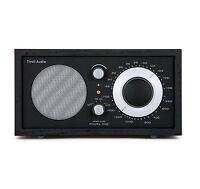 Tivoli Audio M1bbs Model One Black/silver Table Radio