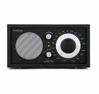Tivoli Audio M1bbs Model One Black/silver Table Radio