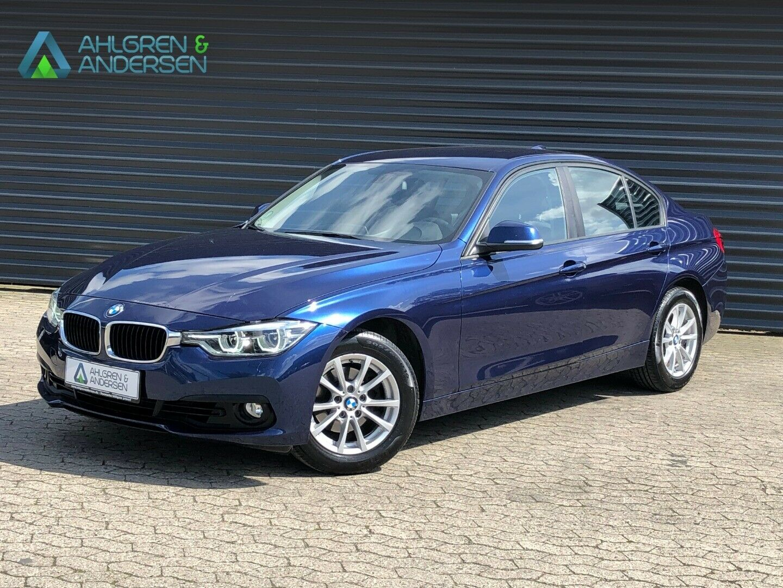 BMW 320i 2,0 aut. 4d