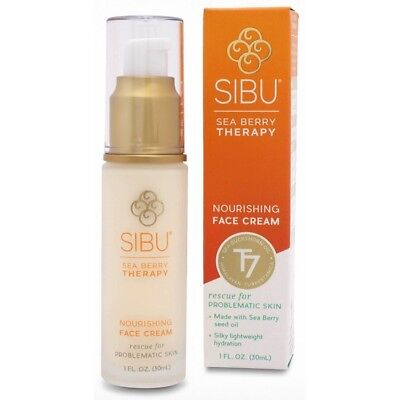 Sibu Nourishing Face Cream 1 Oz Acne & Blemish Treatments Skin Care