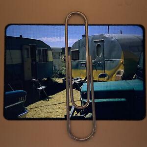 Lot of 3 Vintage 1960s Camper Trailer Projector 35mm Slides RV Camping Coach