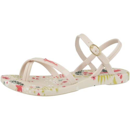 Ipanema Fashion Sand VI Fem Schuhe Damen Zehentrenner Sandale beige 82521-8778