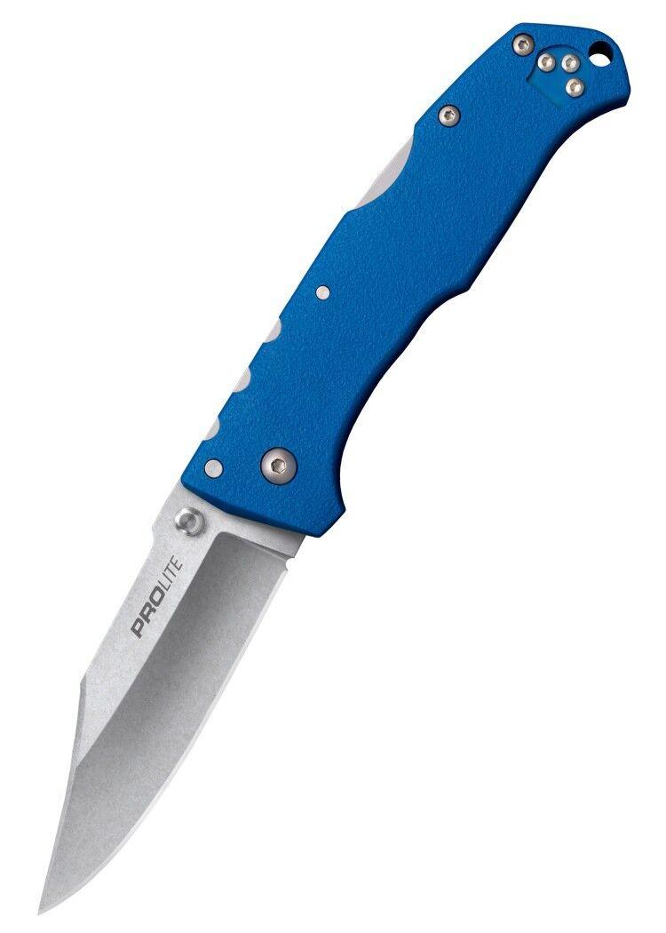 Cold Steel Taschenmesser Pro Pro Pro Lite Clip Point 20,3cm Klappmesser Schwarz Blau 96d67b