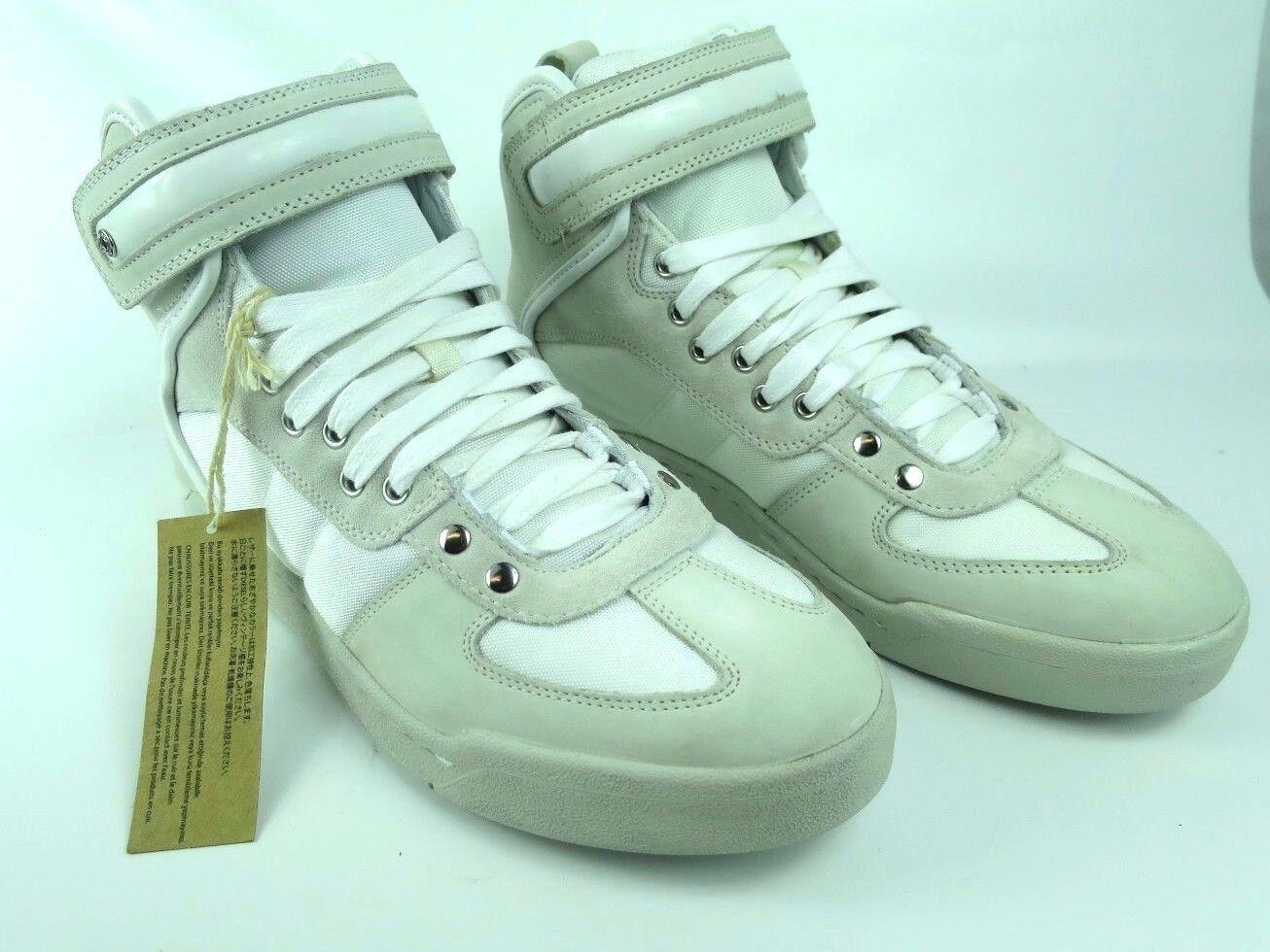 DIESEL Sneaker S-SEYENE Herren Leder Schuhe Sneakers Men Shoes Weiß Y1154 NEU B3