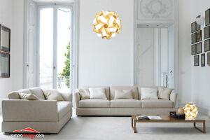 Set lampada tavolo e lampadario illuminazione casa luci salotto