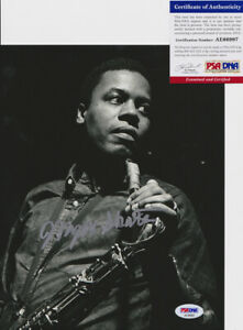 Wayne-Shorter-Jazz-Saxophone-Signed-Autograph-8x10-Photo-PSA-DNA-COA-1
