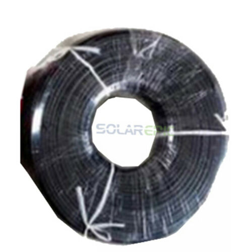 2.5//4//6mm2 Solar Panel Cable Connector MC4 Photovoltaic Cable Waterproof TUV CE