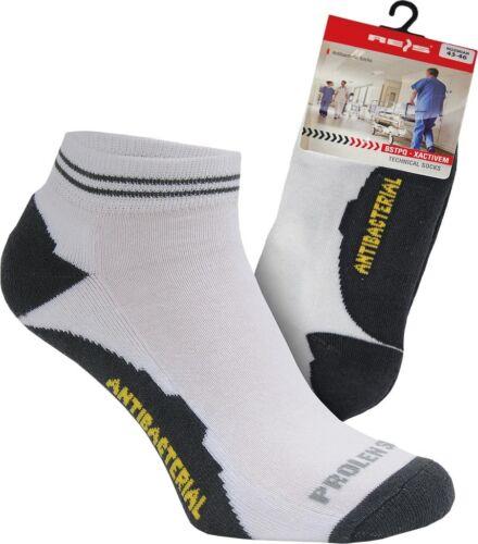 1 Paar Sportsocken Hygiene Socken Medizin L XL Füßlinge Antibacterial